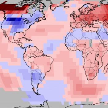 Mars 2019 chaud dans le Monde